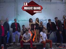 Orquesta La Magic Band